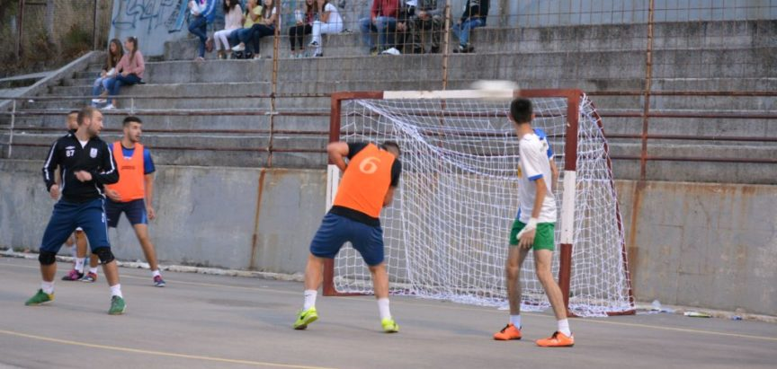 Foto: Ekipa Marin comerc prvi polufinalista na malonogometnom turniru