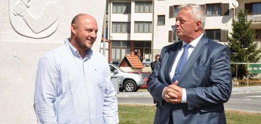 Foto: Obilježavanje Dana općine Prozor-Rama polaganjem vijenaca i svečanom sjednicom