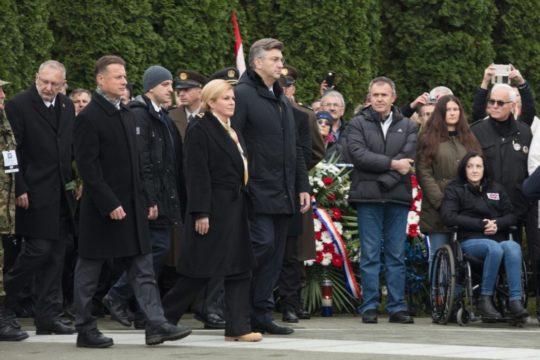 64.000 ljudi u vukovarskoj Koloni sjećanja