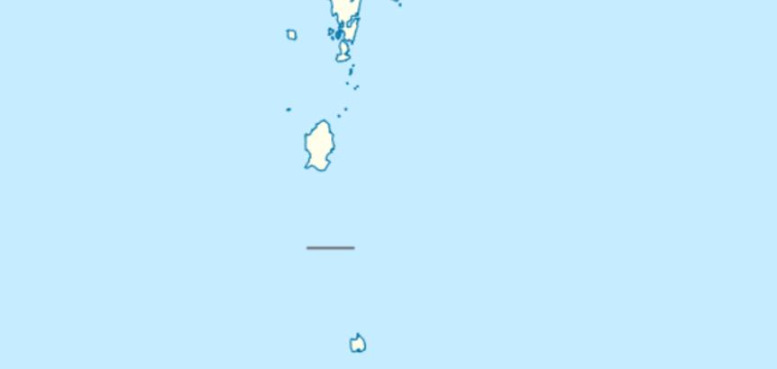 Otok s plemenom iz kamenog doba