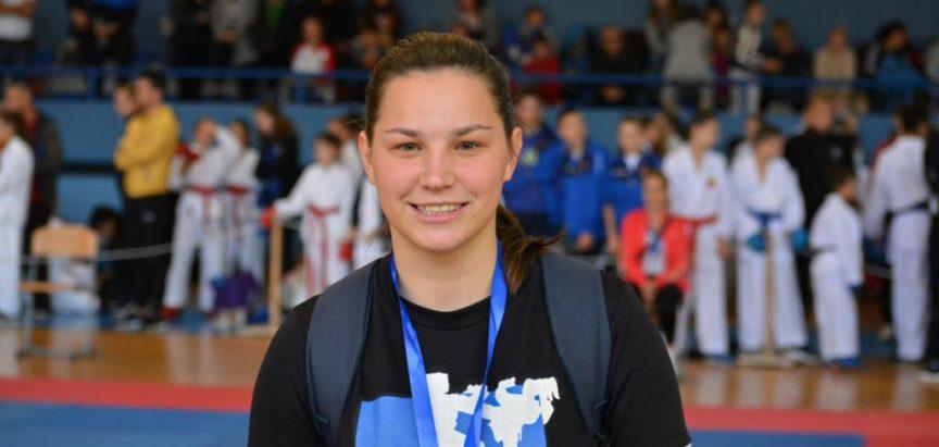 Delfina Tadić, najtrofejnija ramska sportašica uskoro se vraća na karate borilište