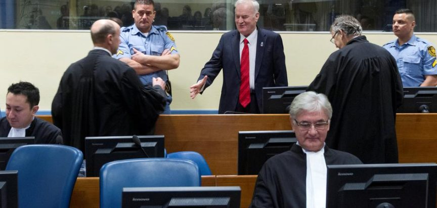 Ratko Mladić proglašen krivim i osuđen na doživotni zatvor