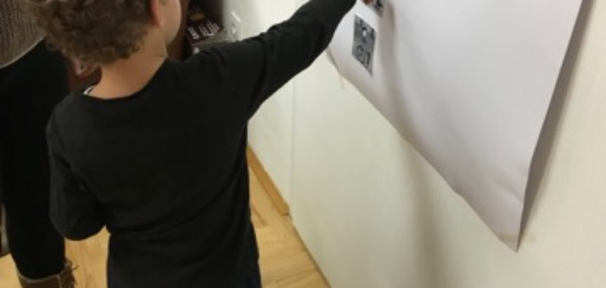 """Djeca iz Vrtića """"Ciciban"""" posjetila Centar za osobe s posebnim potrebama"""