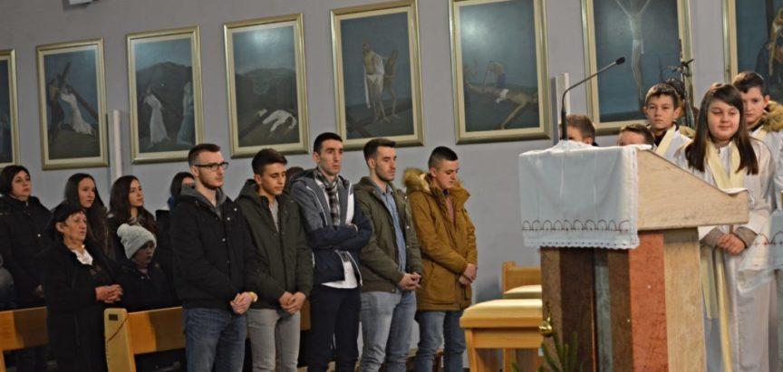 Foto: U župama Ramskog dekanata služene mise Polnoćke