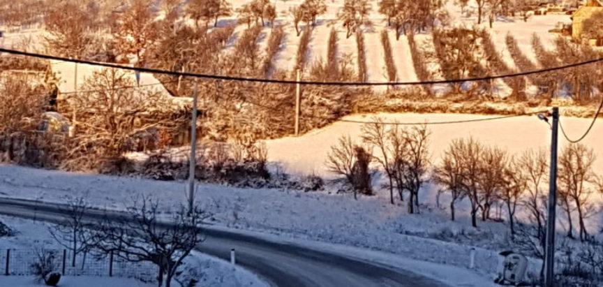 Foto: Zima se vraća