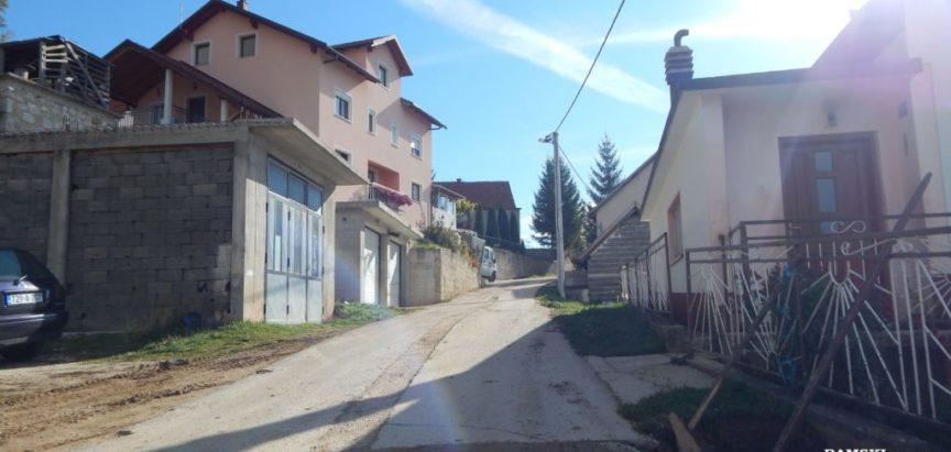 Gmićani svečanim domjenkom zahvalili načelniku za izgradnju vodovoda i asfaltiranje puta