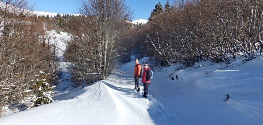 Zimski pohod na Idovac
