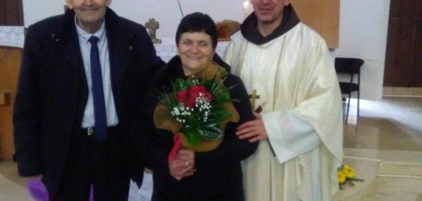 Delfa i Mato Kovačević proslavili zlatni pir