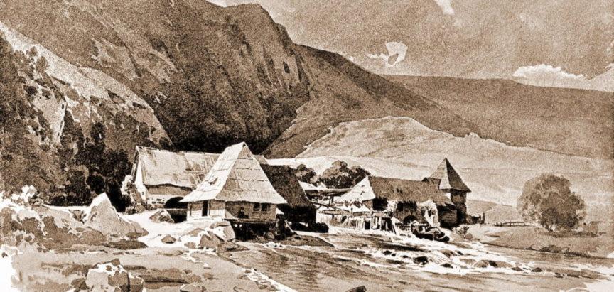 Viši naukovni zavod u Rami  i ponovno paljenje samostana