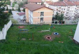 """Foto: Akcija uređenja dvorišta Dječjeg vrtića """"Ciciban"""" u Prozoru"""