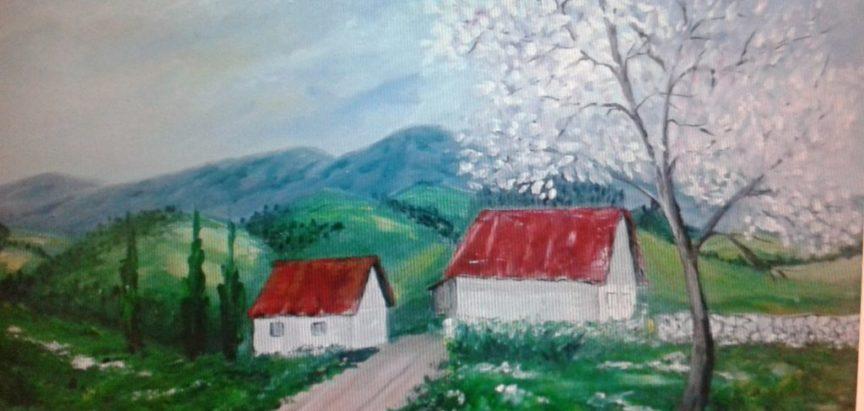 Foto: Ramski kraj; ljubav i slikarska inspiracija