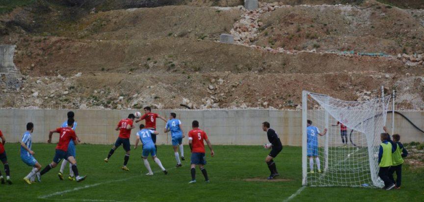 Foto: Nogometaši Rame savladali prvoplasirane Posušake