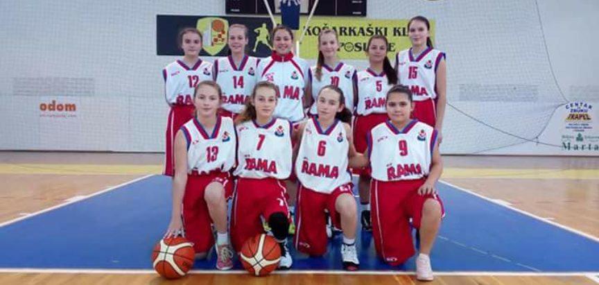 HŽKK Rama sudjeluje na turniru u Livnu