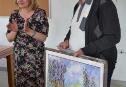 Foto: Srednja škola Prozor svečano ispratila u mirovinu dugogodišnjeg profesora Branislava Ćurčića