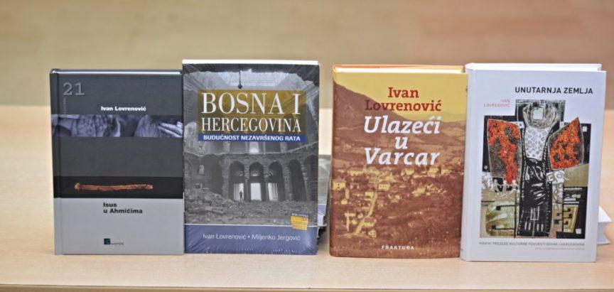 Foto: Održan razgovor s Ivanom Lovrenovićem
