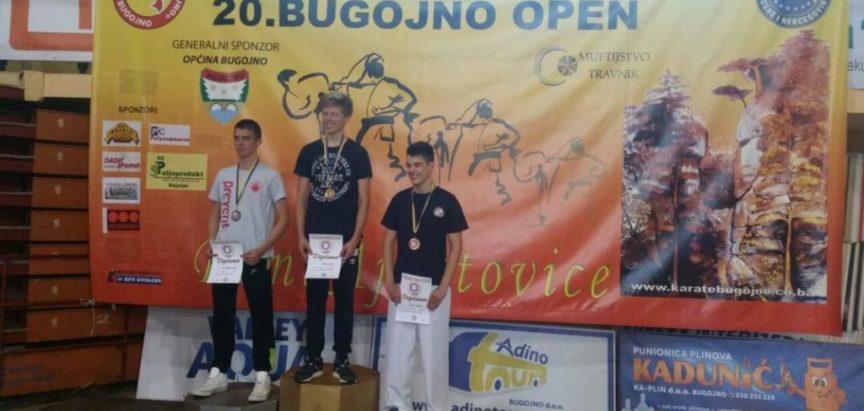 Karate klub EMPI osvojio medalje u Bugojnu