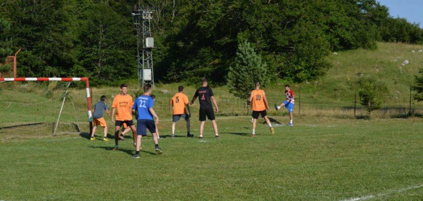 Foto: Malonogometni turnir na Makljenu