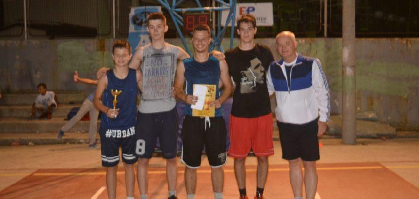 Juniorski pobjednik Streetballa Rama 2018 je ekipa Internet klub d.d.