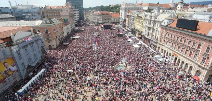 Foto: Veličanstven doček Vatrenih. Dočekalo ih više od pola milijuna ljudi