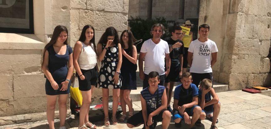 Mladi Ramljaci u Kaštel Kambelovcu