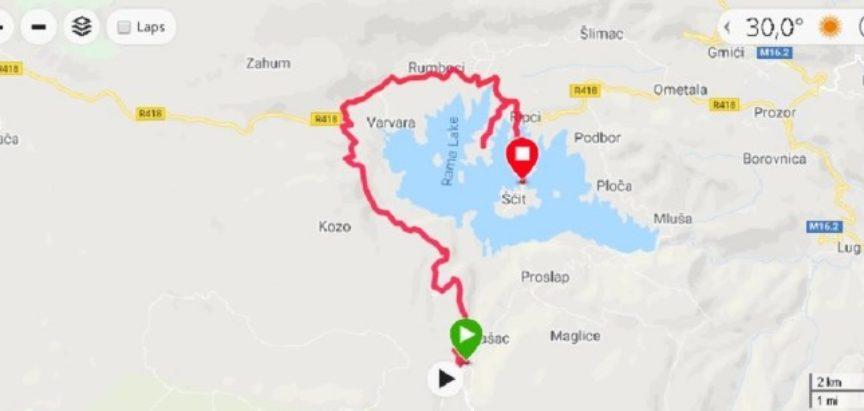 1. Ramski polumaraton: Laszlo i Kascer najbrži, Manđarelo i Samardžić najbolji natjecatelji iz BiH