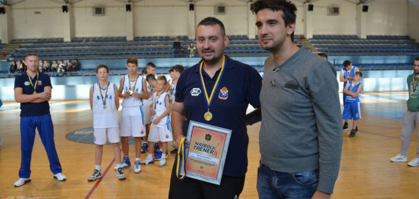 Košarkaši Rame, uzrast pioniri pobjednici Kupa i NO1 Lige SBK/KSB