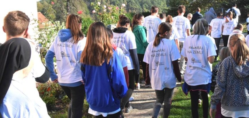 Mlade volonterke iz Rame: Projekt 72 sata bez kompromisa je nešto posebno što bi svatko trebao proživjeti i doživjeti