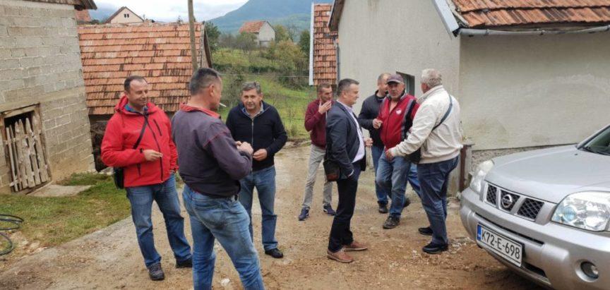 Foto: Općina Prozor-Rama neumorno radi na infrastrukturi