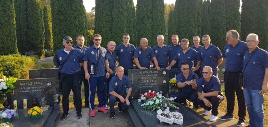 Veterani HNK Rama u gostima kod  NK Veterani Dinamo Vidovic- Dervišaga, Požega