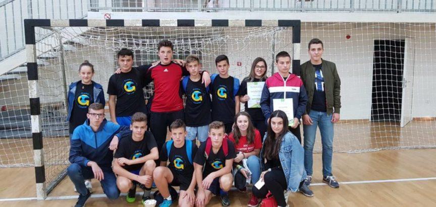 Frama Gračac osvojila 2. mjesto na sportskom susretu Frame Bosne Srebrene