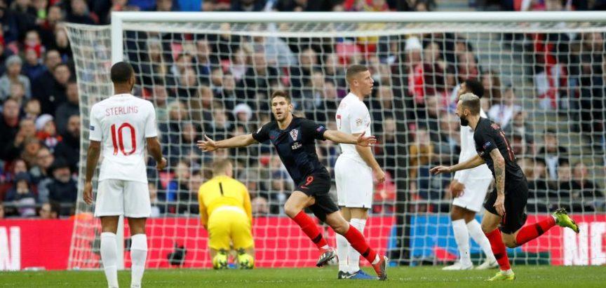 Vatreni nisu uspjeli protiv Engleske