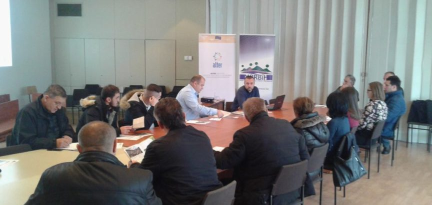 Predstavljanje Mreže za ruralni razvoj u Bosni i Hercegovini