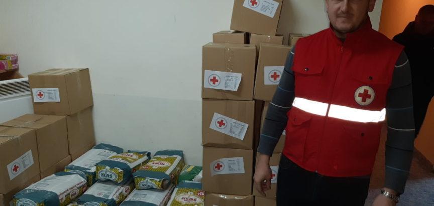Crveni križ Prozor-Rama primio donaciju Caritasa Dubrovačke biskupije
