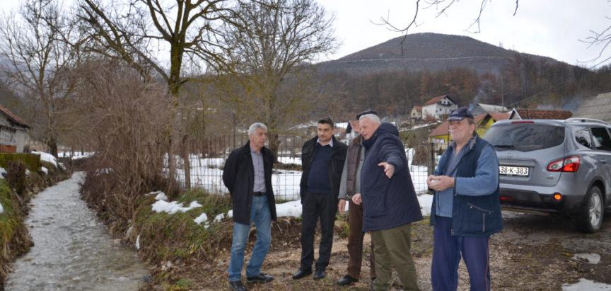 Foto: Posjet načelnika općine Prozor-Rama Joze Ivančevića  naseljima Perići i Gmići