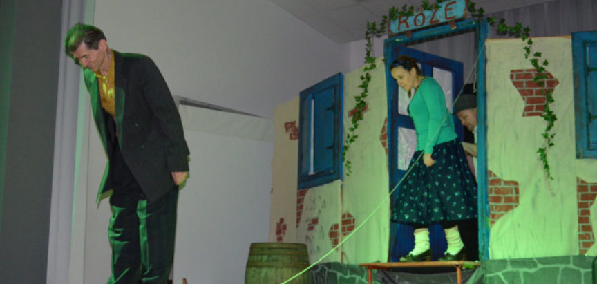 Foto: Dramski ansambl KSC-a Prozor-Rama uspješno razmotao Klupko na Gračacu