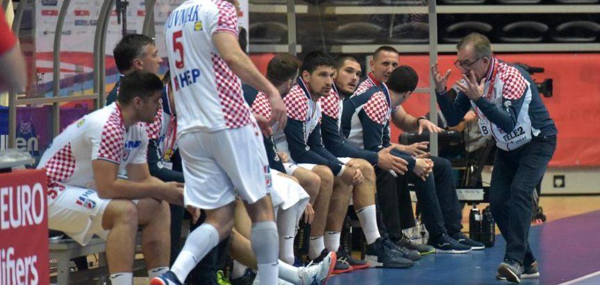 Tresla se dvorana! Hrvatska je razbila Srbiju i osigurala Euro