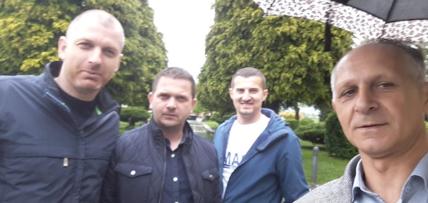 """Veslački klub """"Rama"""" i Ramsko jezero postaju interesntni za fakultet kineziologije iz Mostara"""