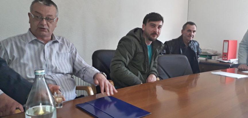 "Skupština JKP ""Vodograd"" osnovala javno građevinsko poduzeće JP ""KOMGRAD"" d.o.o. Prozor-Rama"