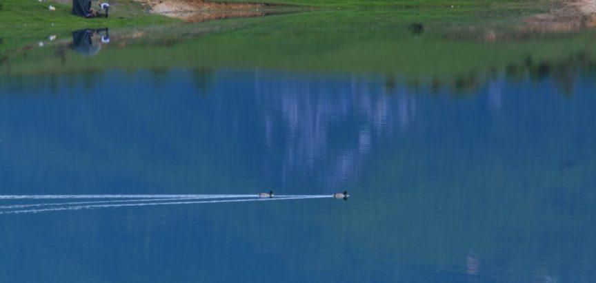 Ribari na Ramskom jezeru uživaju u ljepoti