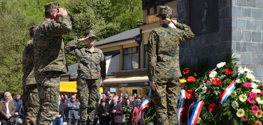 "Foto: Obilježena 27. obljetnica Brigade ""Rama"" HVO-a"
