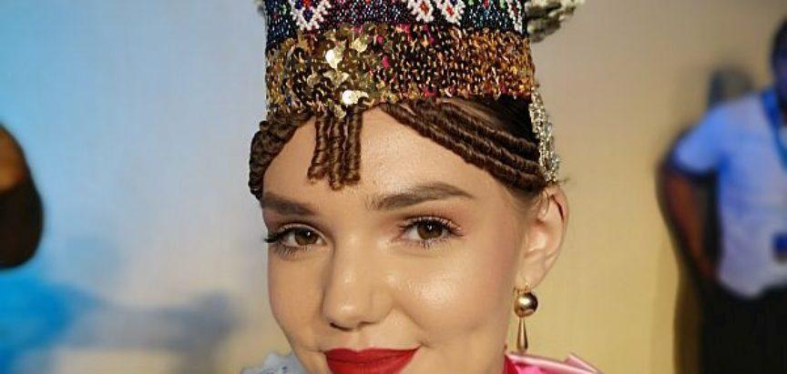 Najljepša Hrvatica u narodnoj nošnji izvan RH je Ivana Ana Vlasici iz Rumunjske