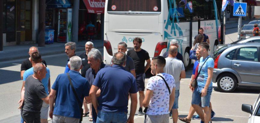 Foto: Ramljaci iz Požege u posjetu svojoj Rami