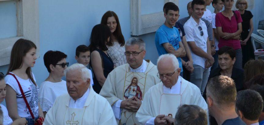 Foto: Župa Prozor proslavila svoj patron