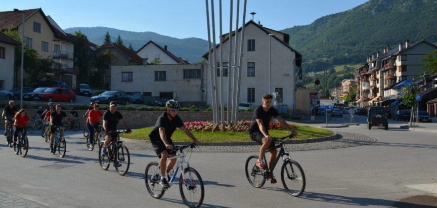 Foto: Biciklistički maraton kreće iz Rame preko Blidinja do Buškog jezera