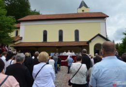 Foto: Župa Uzdol proslavila svog zaštitnika Ivana Krstitelja – Ivandan