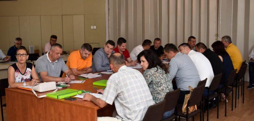Održana 29. sjednica Općinskog vijeća