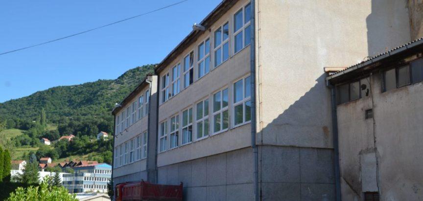 Uređenje učionica Srednje škole Prozor