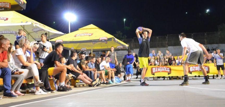 Rezultati Streetballa drugog dana natjecanja