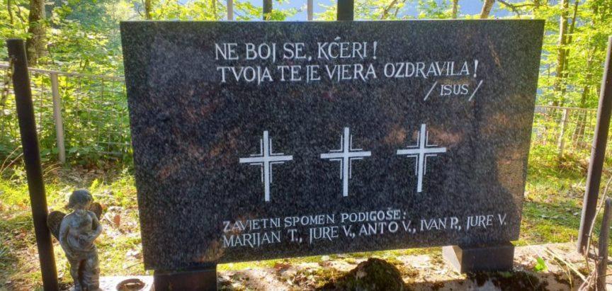 Najava: U nedjelju misa na Grobu Jakića cura