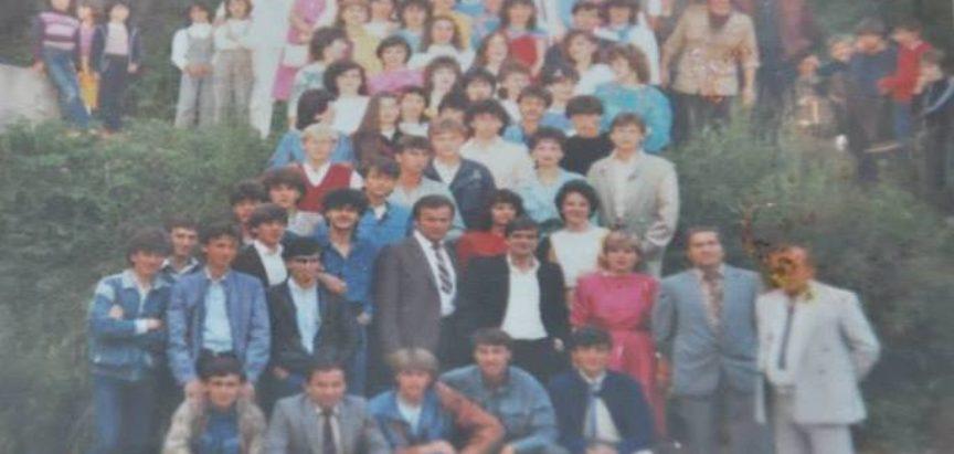 Poziv na 35. obljetnicu mature generacije 1983/84. Srednje škole u Prozoru